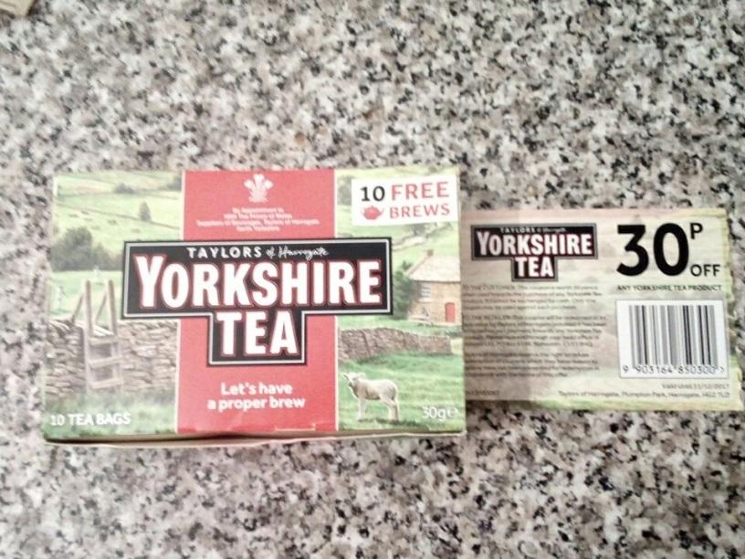 Free Tea