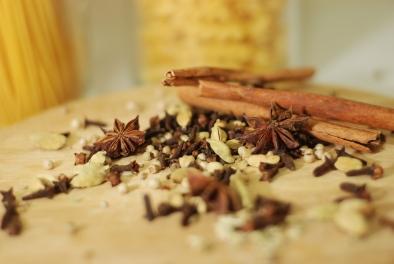Xmas spices
